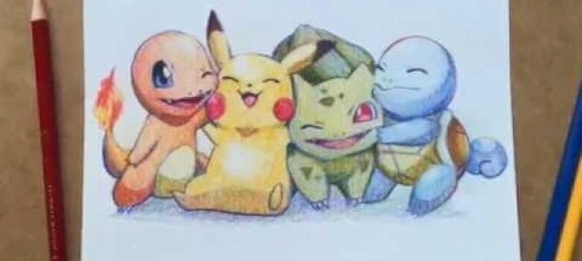 Le ons pour apprendre dessiner manga - Apprendre a dessiner pokemon ...