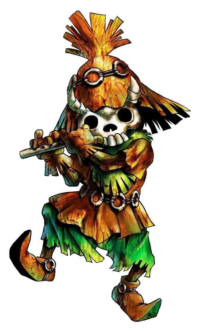 Artwork De Zelda Ocarina Of Time Sur Nintendo Ds
