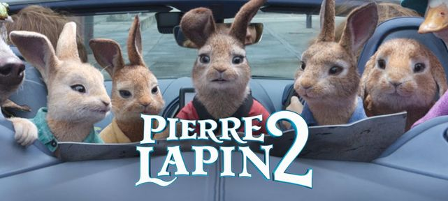 Bande annonce: Pierre Lapin 2